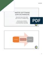 Ion Exchanger Handout