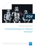 10 Must Read Blogs For Software Developer
