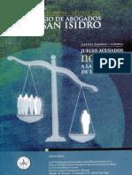 La Prueba Pericial (articulo de revistas jurídica )