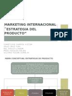 Estrategia Del Producto (Diapositiva)