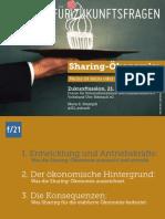 Sharing-Ökonomie