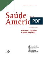 Saúde nas Américas OMS 2012.pdf