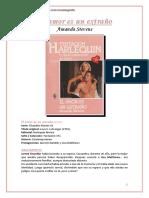Amanda Stevens - El Amor Es Un Extraño