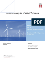 Seismic Analysis of Wind Turbines by Aitor Arrospide