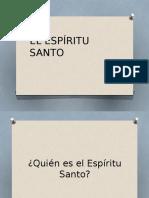 El Espíritu Santo Wº en Grupos