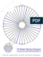 24 Rafter Diagram