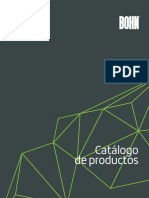 BCT 001 CT 1 Catalogo Productos Bohn Tecnico