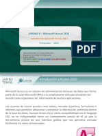 02 Microsoft Acces 2013 Introducción Clases1