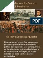 Aula Intensivo Era Das Revolucoes e Liberalismo