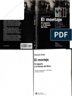 Pinel Vincent - El montaje el espacio y el tiempo del film.pdf