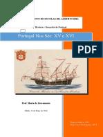 Portugal Nos Séc. XV XVI