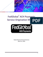 Fedach Global Service Orig Manual
