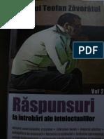 Teofan Zavoratul - Raspunsuri La Intrebari Ale Intelectualilor II