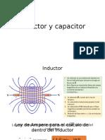 Inductor y capacitor