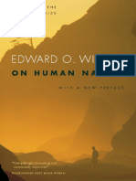 Edward Wilson - On Human Nature