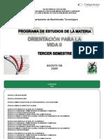 Orientacion II