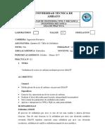 Informe 3 soldadura placas de acero