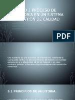 Unidad 3 Proceso de Auditoria en Un Sistema