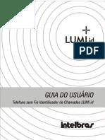 Guia Do Usuario Intelbras Lumi Id Portugues