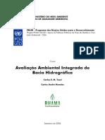 Avaliaçao Integrada de Bacia Hidrográfica