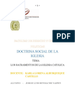 Jorge Senmache - Doctrina Social de La Iglesia