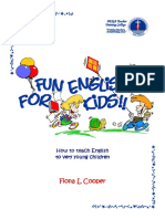 4024061 Fun English for Kids English