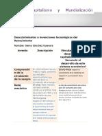 Actividad 2. Descubrimientos e invenciones tecnológicos del Renacimientoinvenciones_a2u1