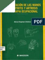 Rehabilitacion de las manos con artritis y artrosis.ppt