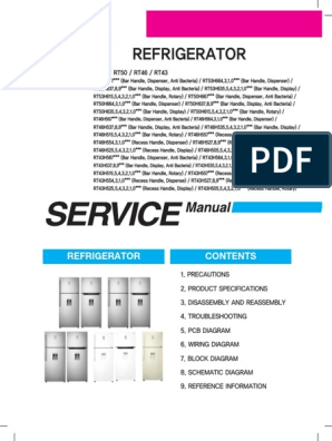 Total Ver 02 | Refrigerator | Power Inverter