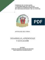 Antología, Desarrollo, Aprendizaje y Educación