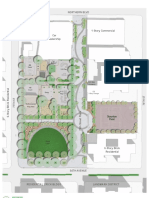 Travers Park Schematic Plan Rendering