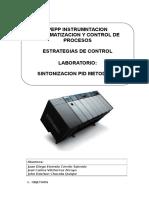 Procedimiento Experimental de Temperatura-PID