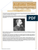 Augusto Uribe El Coronel Ignotus