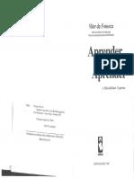 Vitor Da Fonseca Aprender a Aprender Cap 3 e 4