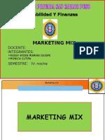 Marketing Mix Expo
