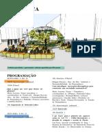 Programação - Festival UPlanet