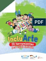 EDUVIDA Incluarte - 20 Herramientas Para Vivir La Inclusion