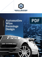 WallBank Automotive Wireframe