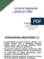 Principios de La Regulacion Electrica Chile UCH 2011 (1)