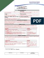 Formato de Contenidos Programáticos Con Instructivo