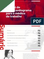 Manual de Eletrocardiograma Para o Medico Do Trabalho