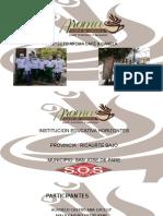 Proyecto Aroma Café & Canela