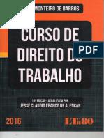 Curso de Direito do Trabalho 2016 - Alice Monteiro de Barros [BRSHARES].pdf