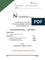 Lab N-2 Estabilidad de Cuerpos Flotantes