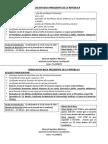 Requisitos Beca Presidente de La Republica y Beca Indigena