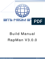 Rapman v3.0.0 Build Manual