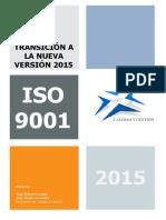 Transición a La Nueva Version de Iso 9001 2015