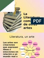 La literatura como base de otras artes