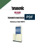 Treinamento Panasonic