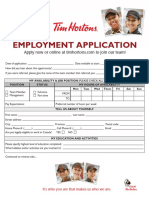 Tim Horton Job Application From.pdf